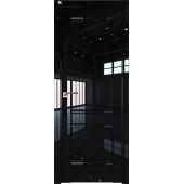 Дверь 1L цвет Черный люкс