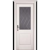 Дверь ОКА Элегия ДО Белый