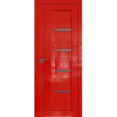 Дверь 2.08STP Red Glossy
