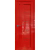 Дверь 2.10STP  Red Glossy