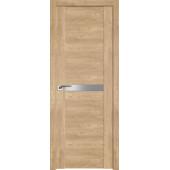 Дверь 2.01XN цвет Каштан натуральный