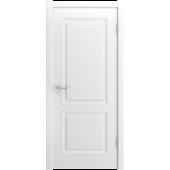 Дверь Belini 222 ДГ Белая эмаль