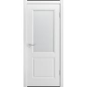 Дверь Belini 222 ДО Белая эмаль
