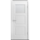 Дверь Belini 333 ДО Белая эмаль