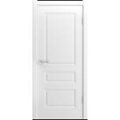 Дверь Belini 555 ДГ Белая эмаль