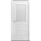 Дверь Belini 555 ДО Белая эмаль