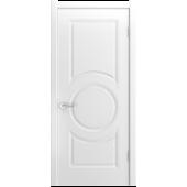 Дверь Belini 888 ДГ Белая эмаль