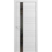 Дверь LP-11 ДО Белая эмаль