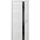 Дверь LP-14 ДО Белая эмаль
