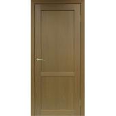 Дверь Парма 402 Глухая Орех Классик NL ЭКО-шпон