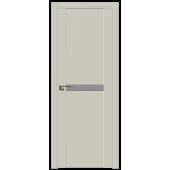 Дверь 2.01U Магнолия Сатинат