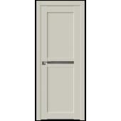 Дверь 2.43U Магнолия Сатинат