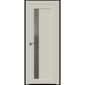 Дверь 2.71U Магнолия Сатинат